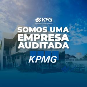 KFG Distribuidora auditada pela KPMG