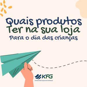 produtos para dia das crianças